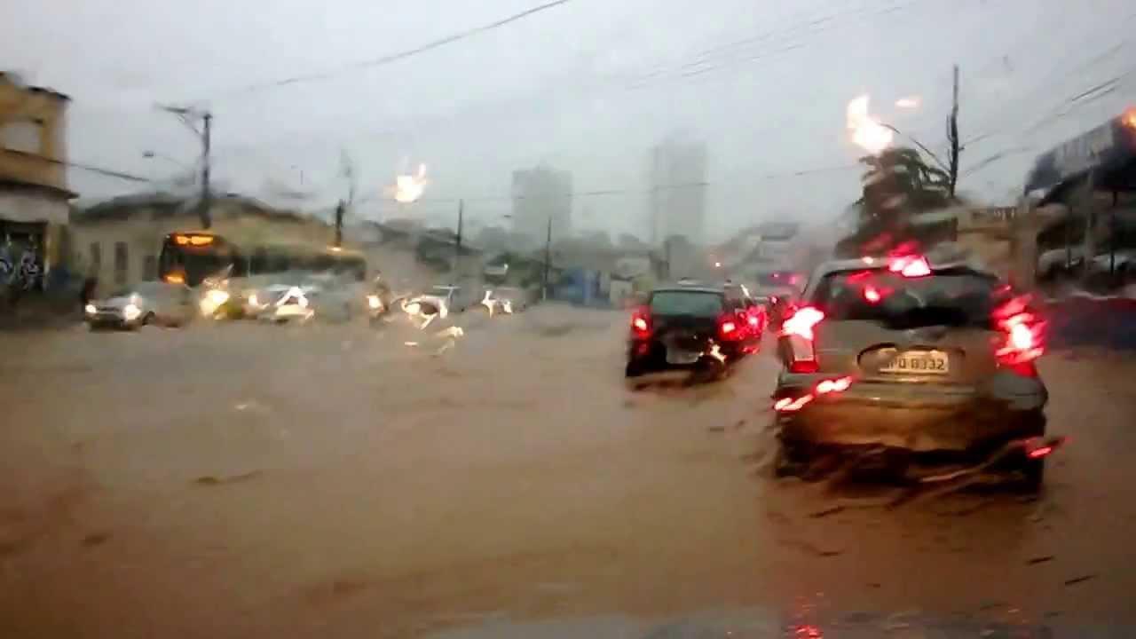 Alerta para chuvas intensas permanece para parte de Mato Grosso; confira previsão