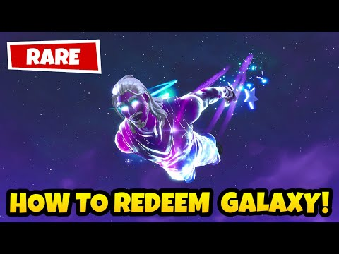 How To Redeem Galaxy Set On Samsung Note9/Tab S4!  Fortnite: Battle Royale