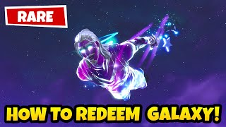 Comment redeem Galaxy Set sur Samsung Note9/Tab S4! Fortnite: Bataille Royale
