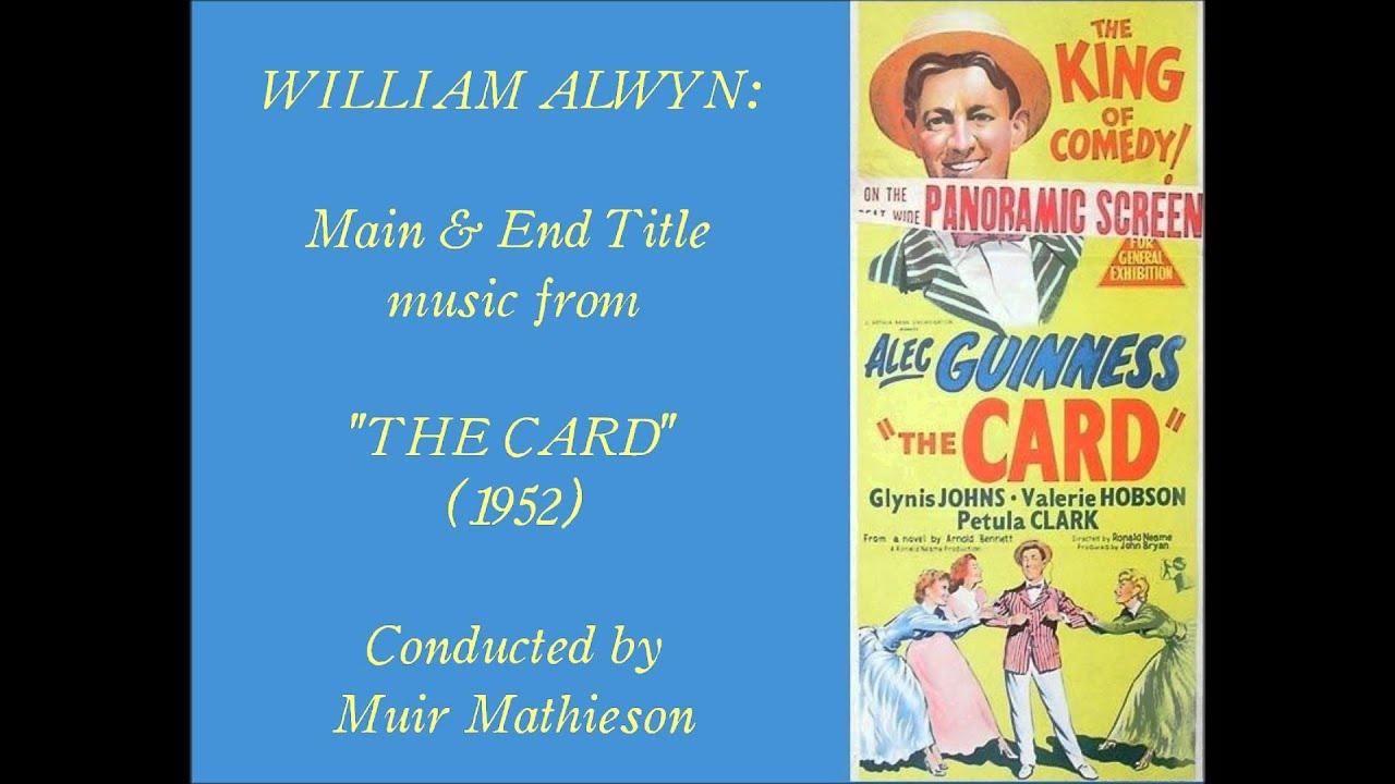 Αποτέλεσμα εικόνας για The Card (1952)
