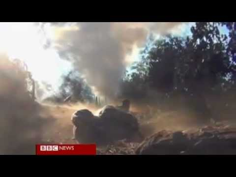 BBC News - Video shows Burma military 'targeting Kachin rebels'