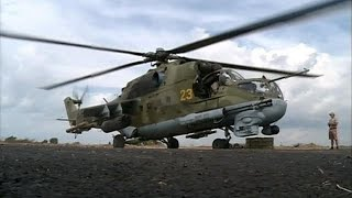 Syrie : les frappes russes appuient une intervention au sol de l