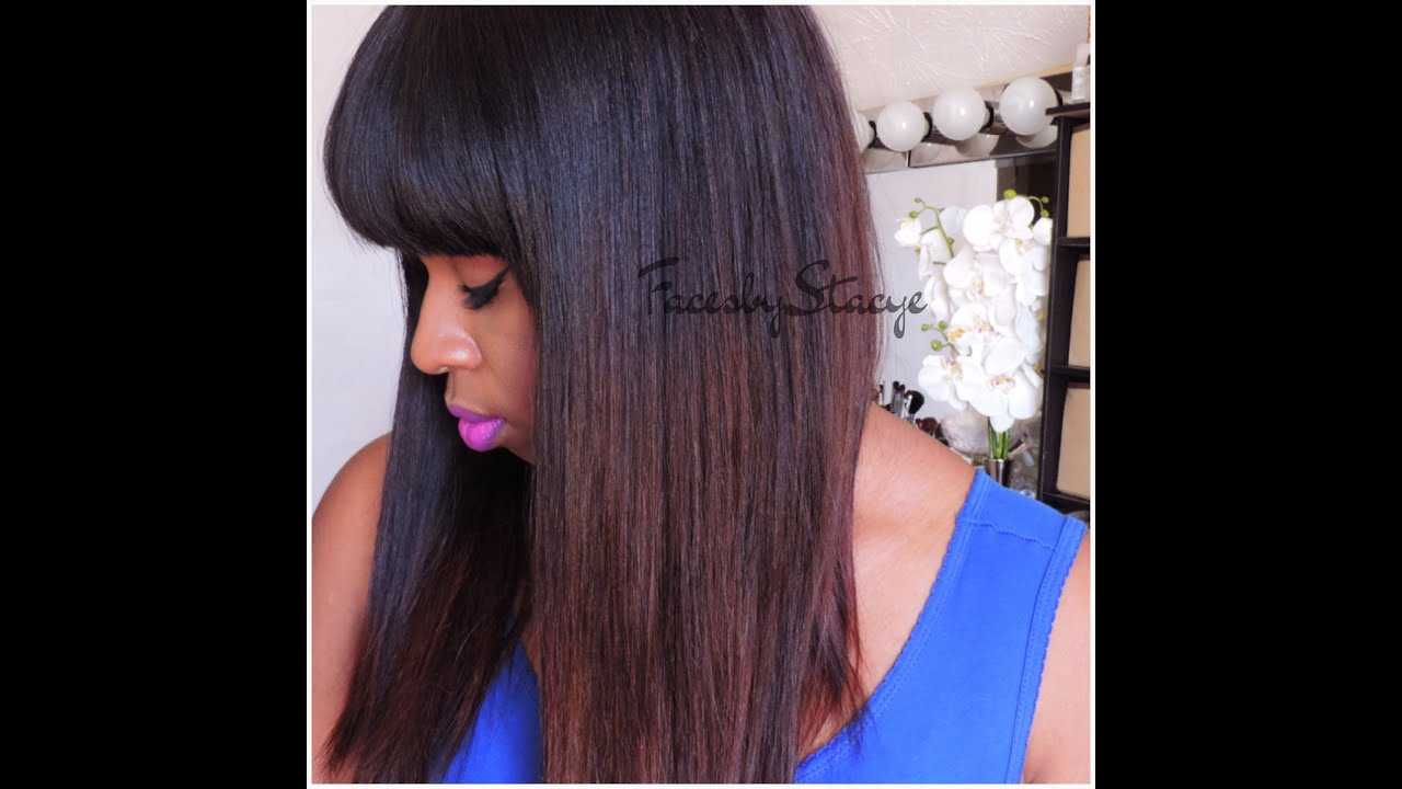 Brown Ombre Chocolate Remy Hair Youtube