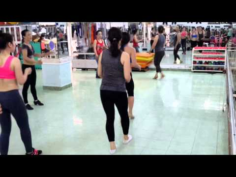 Lớp khiêu vũ giảm cân