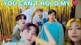 Monsta X - You Cant Hold My Heart (Live) | St. Jude Prom From Home