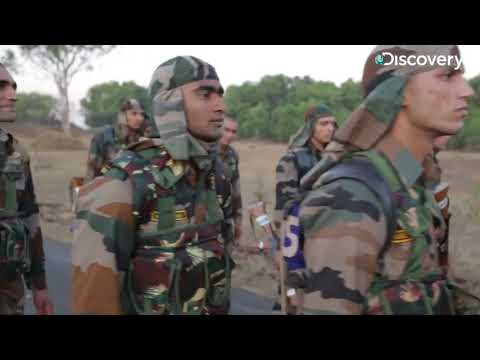 Indian army command training