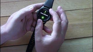 Samsung Gear S3 - опыт использования!