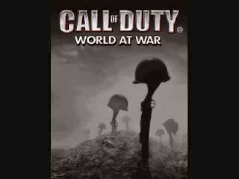Call Of Duty World At War Russian Theme Guitar Version