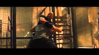 Fast & Furious 5 - Vin Diesel vs The Rock ITA