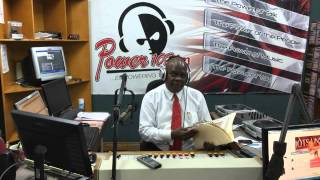 VOL.15 PNM GLADIATOR ASKS ROWLEY WHY HE SEX A TEENAGE GIRL? LIVE ON POWER 102FM JULY 14  2015