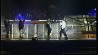 NKOTB - Step by Step live in concert - Japan 01/30/91