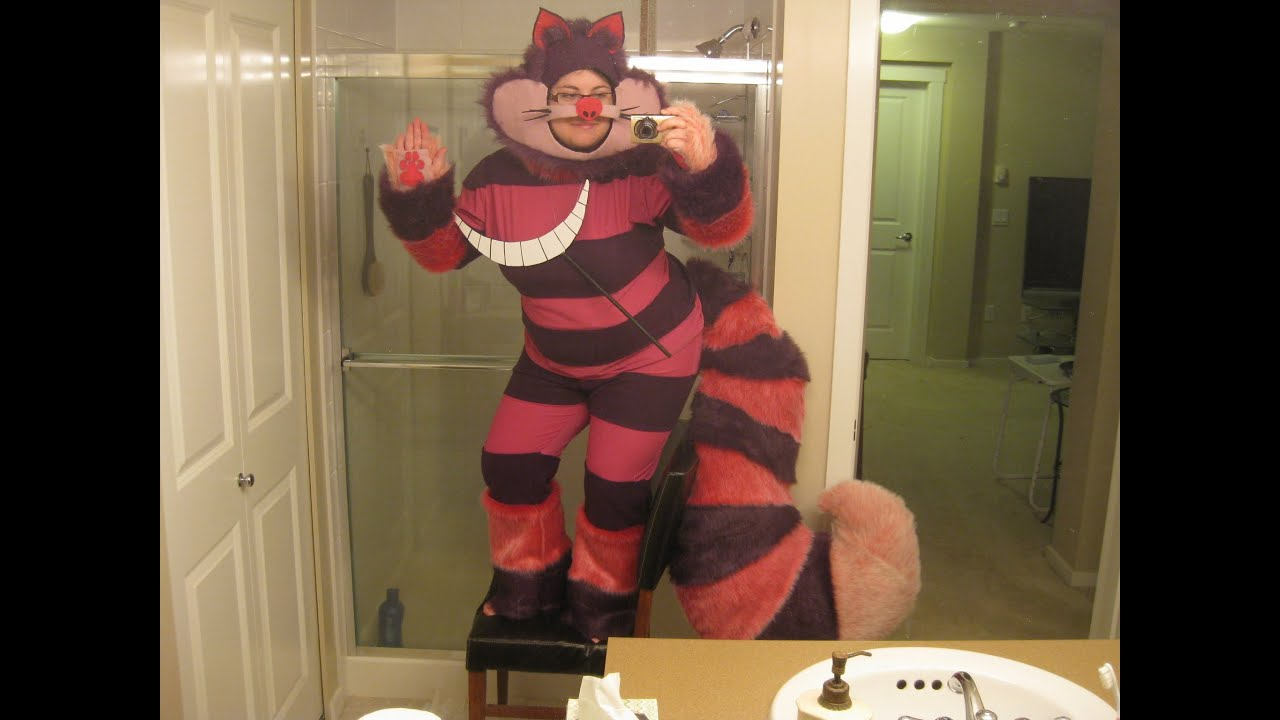 Cheshire Cat Costume & Cheshire Cat Costume - YouTube
