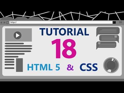 #18 Tutorial HTML & CSS [ROMANA] - Despre Subpagini | Input