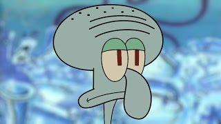 Squidward Traveled to the Future Today thumbnail