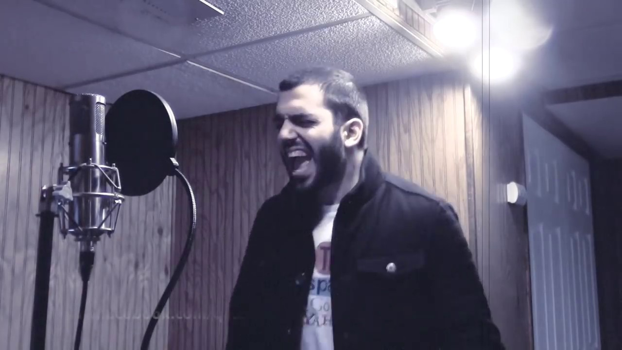 Sia - Chandelier (Covered By Youssef Qassab) - YouTube