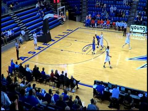 Bluefield College vs. UNC Asheville part 2