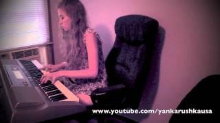 Tiesto feat. Christian Burns - In the Dark (Yana CheRnysheva Piano Version) [HD]