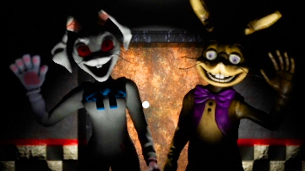 Download WELCOME TO VANNY AND GLITCHTRAPS TERRIFYING NEW AMUSEMENT PARK. | FNAF Park of Horror