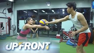 Upfront: Ricci Rivero and UE's Seth Rodriguez on UAAP Fit