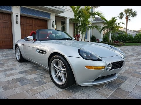 2001 BMW Z8 Roadster Review and Test Drive by Bill - Auto Europa Naples
