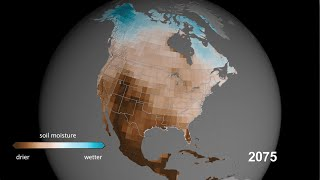 NASA | Megadroughts Projected for American West