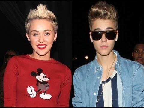 Miley Cyrus Justin Bieber TWERK Song
