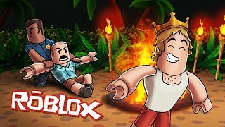 Roblox Survivor - BETRAYED BY MY FRIEND! (Roblox Movie Challenge)