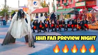 First Night of Halloween Horror Nights 2019 | Fan Preview Night | Hollywood | Scaremony