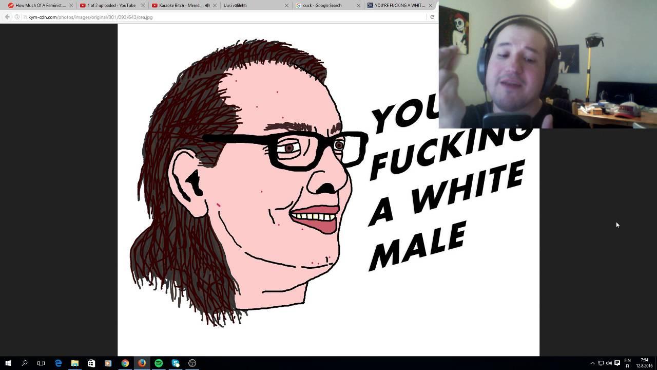 white cuck