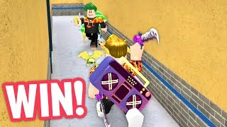 HOW TO WIN in ROBLOX MM2!!