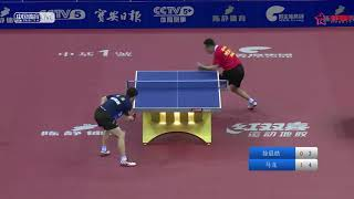 [20181013] ZHIBO.TV | MA Long vs XU Chenhao | MT-R2M4 | 2018ChinaSuperLeague | Full Match