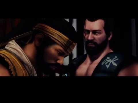 Mortal Kombat X Игрофильм (Русские субтитры)