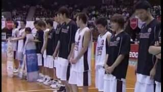 ダンク!!キリンカップバスケットボール2006 ハイライト
