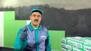 """""""MƏTANƏT A"""" KERAMİKA YAPIŞDIRICISI güvəndiyiniz keyfiyyət"""