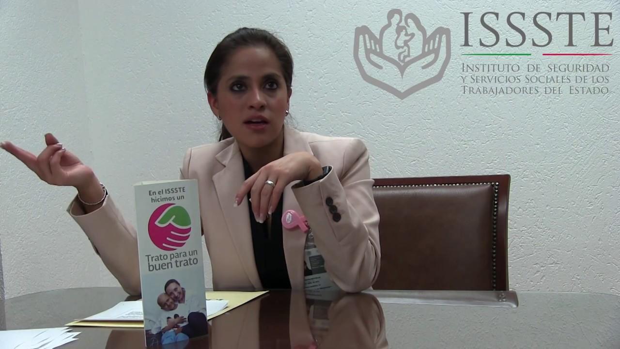 Entrevista Dra. Mildred Chávez, ISSSTE Depto Enfermedades Crónicas