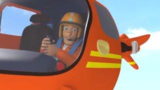 New Fireman Sam US 🌟 The Big Helicopter Rescues! 🚁 Fireman Sam Best Bits 🔥Kids Movie