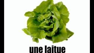 урок французского языка = овощи