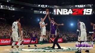 NBA 2K19 PC gameplay 1080p 60fps