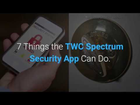 The Spectrum Security App - Features And Benefits