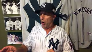MYBookie.ag Presents The NY Yankees Locker Room with Vic DiBitetto: Some I Do Just For Me