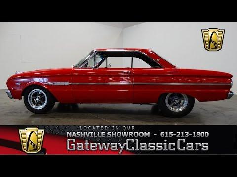 1963 1/2 Ford Falcon Futura - Nashville Showroom - Stock # 487