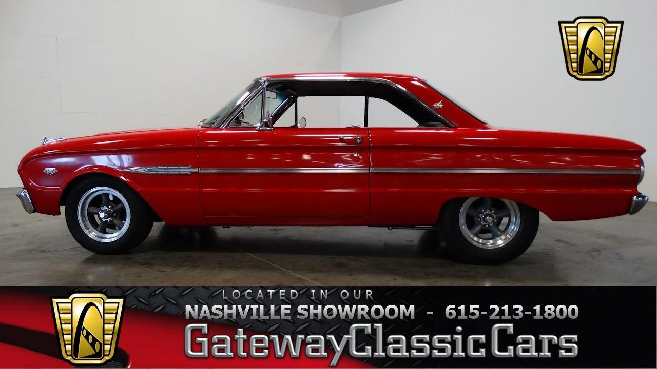 1963 1 2 Ford Falcon Futura Nashville Showroom Stock