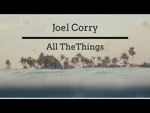 Joel Corry - All The Things (Official Audio)
