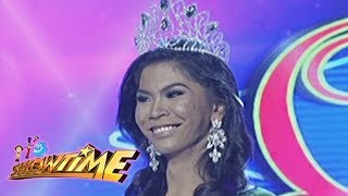 It's Showtime Miss Q and A: Jeraldine Brittany Hawthorne is the new reigining queen
