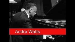 Andre Watts: Liszt - Grande Étude de Paganini No. 3, 'La Campanella'