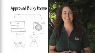 How To Dispose Of Bulky Items