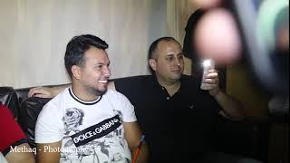 وليد الهاجري وجعفر الغزال  جلسة مواويل عن الأم والأخ  مع الفنان اللبناني وديع الشيخ