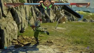 SOULCALIBUR™Ⅵ Beta I disagree with that step