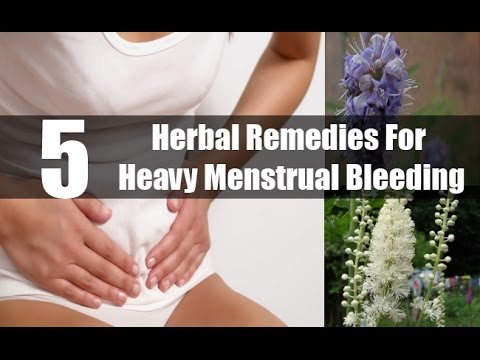 Home Treatments & Remedies to Control Heavy Menstrual ...