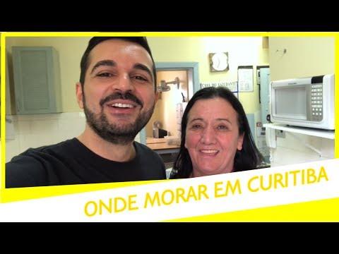 Onde morar em Curitiba? #onde eu morei